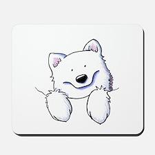 Pocket Eski Mousepad