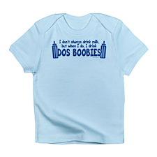 Dos Boobies Blue Infant T-Shirt