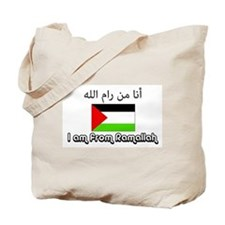 Ramallah Tote Bag