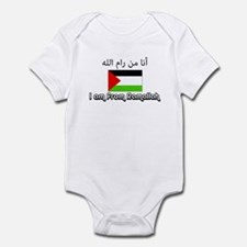 Ramallah Infant Bodysuit