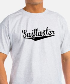 Swiftwater, Retro, T-Shirt