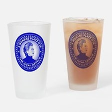 Unique Hillary Drinking Glass