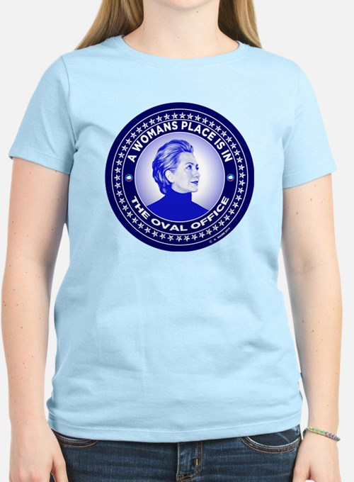 Cute Hillary clinton 2016 T-Shirt