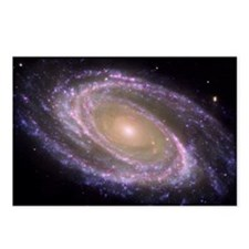 Spiral galaxy NASA image Postcards (Package of 8)