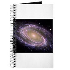 Spiral galaxy NASA image Journal