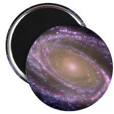Spiral galaxy NASA image Magnets