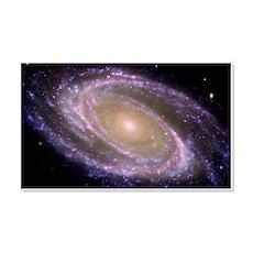 Spiral galaxy NASA image Wall Decal