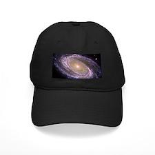 Spiral galaxy NASA image Baseball Hat