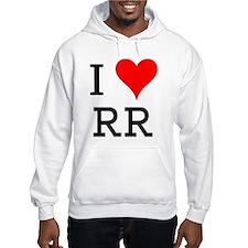 I Love RR Hoodie
