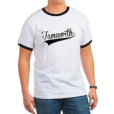 Tamworth, Retro, T-Shirt