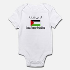 Qalqilyah Infant Bodysuit