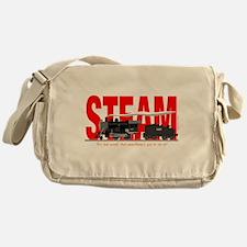 Steam Engine Messenger Bag