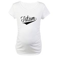 Tatum, Retro, Shirt