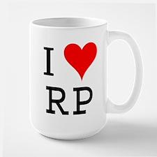 I Love RP Mug