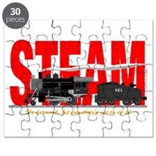 Steam Logo Puzzle