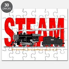 Steam Logo Puzzle