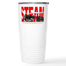 Steam Logo Travel Mug