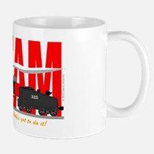Steam Logo Mugs