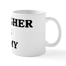 Gallagher loves mommy Mug