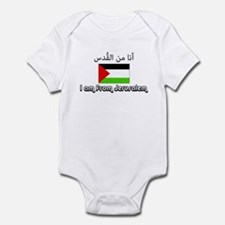 Jerusalem (al-Quds) Infant Bodysuit