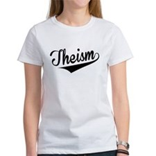 Theism, Retro, T-Shirt