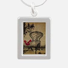 modern chandelier paris eiffel tower Necklaces