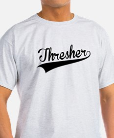 Thresher, Retro, T-Shirt