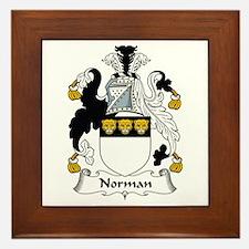 Norman I Framed Tile