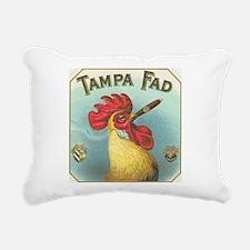 rooster Rectangular Canvas Pillow