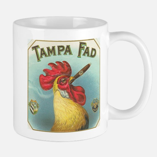 rooster Mugs