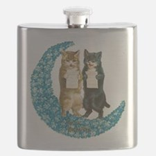 funny singing cats Flask