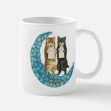 funny singing cats Mugs