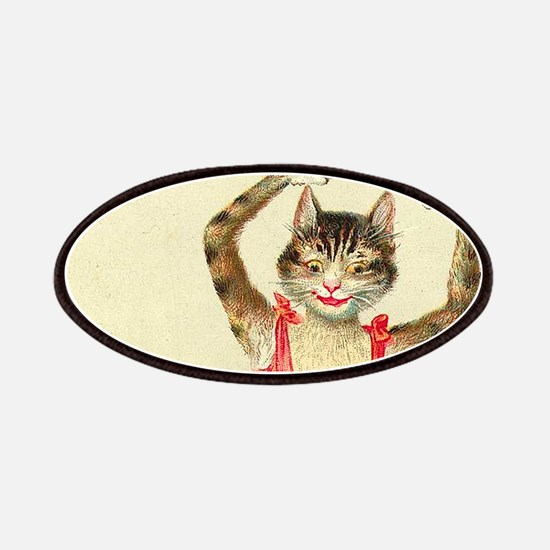 cat ballerina Patches