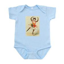 cat ballerina Body Suit