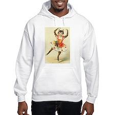 cat ballerina Hoodie