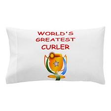CURLER2 Pillow Case