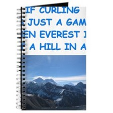 CURLING4 Journal