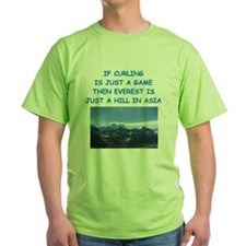 CURLING4 T-Shirt