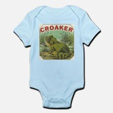 funny frog picture Body Suit