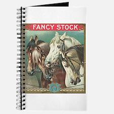 vintage horses Journal