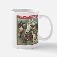 vintage horses Mugs