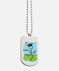 Customize Graduate Runner © Dog Tags