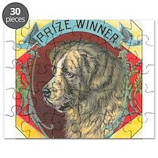 vintage dog Puzzle