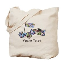 Customize Guard Grad 2014 Tote Bag