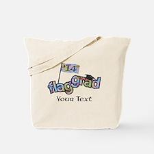 Customize Guard Grad 2014 Tote Bag