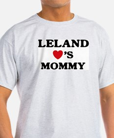 Leland loves mommy T-Shirt