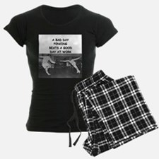FENCING8 Pajamas