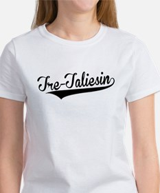Tre-Taliesin, Retro, T-Shirt