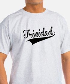 Trinidad, Retro, T-Shirt