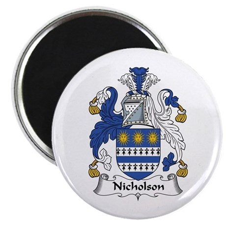 "Nicholson 2.25"" Magnet (100 pack)"